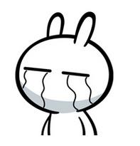 兔斯基哭泣
