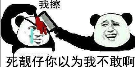 金馆长熊猫人我擦
