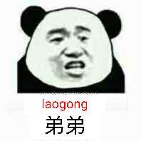 弟弟(laogong)